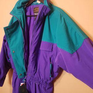 Vtg NWT Eddie Bauer thinsulate Ski Suit